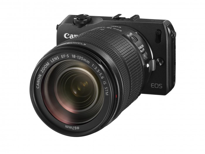 The Canon EOS M