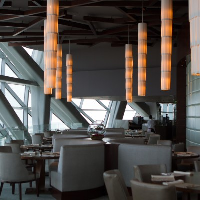 Inside Grand Hyatt Abu Dhabi