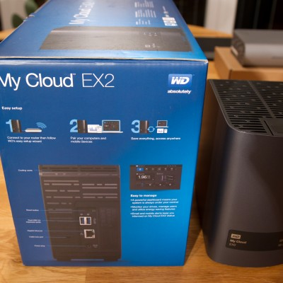 My Cloud Unboxing