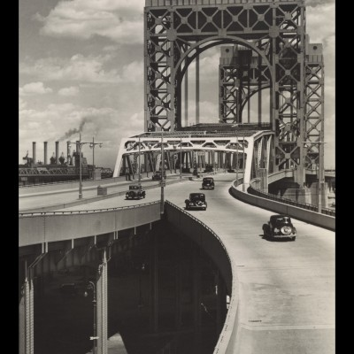 Triborough Bridge, East 125th Street approach, Manhattan