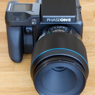 Phase One XF 100MP with Schneider Kreuznach 120mm Macro Lens