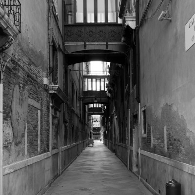 Alley in Venice