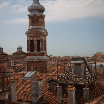 Venice Rooftops