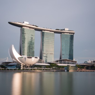 Marina Bay Sands and ArtScience Museum