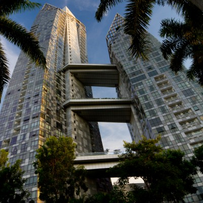 Reflections at Keppel Bay - Daniel Libeskind Architecture