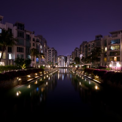 Keppel Bay at Night